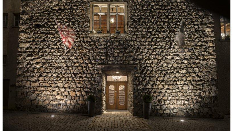 Schloss Brandis Aussenansicht