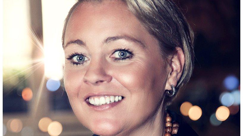 Gastgeberin Eva K. Hoyer