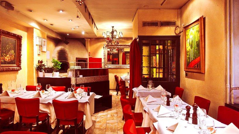 Restaurant Pizzaofen