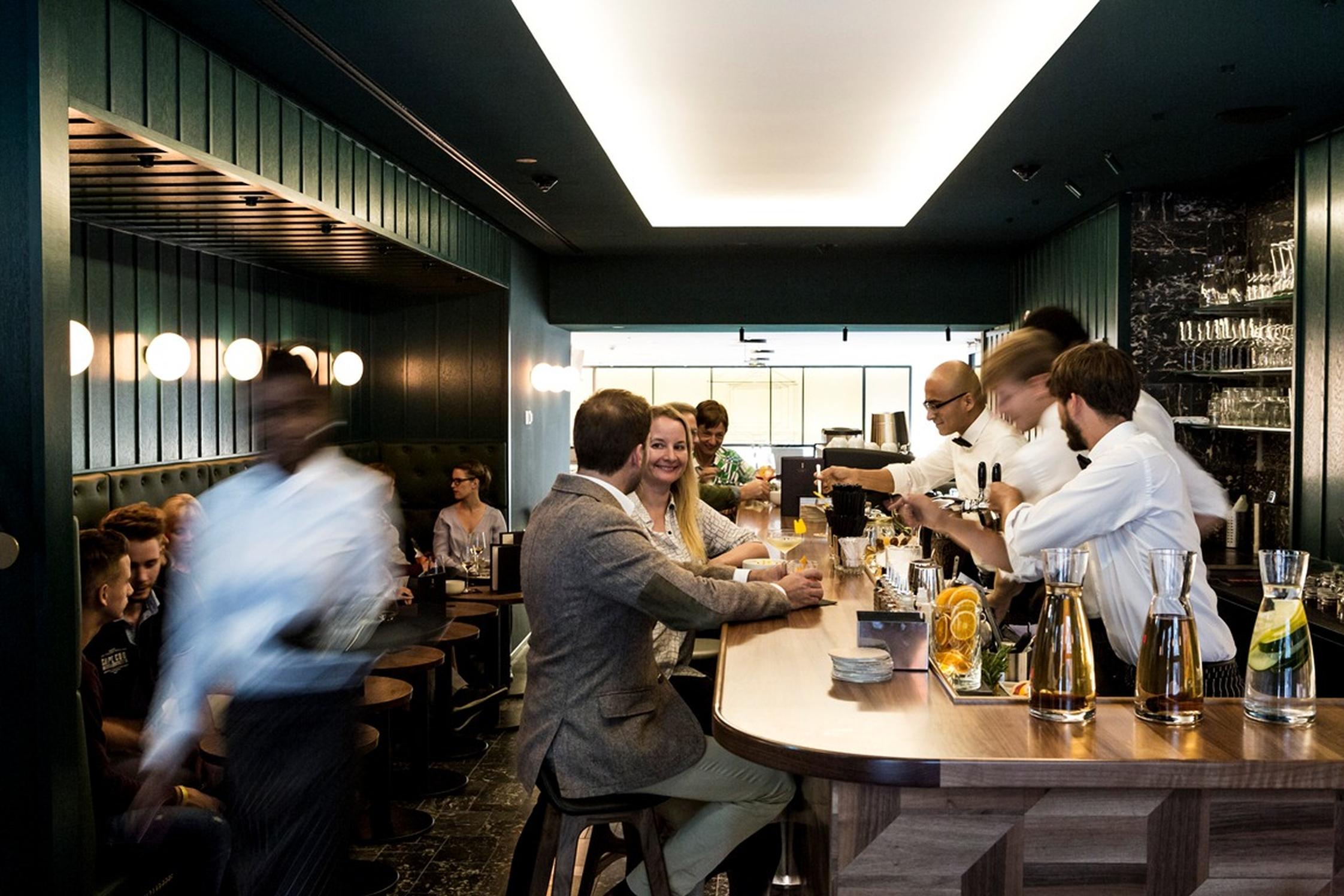 Baltho Küche & Bar in Zürich - Ausgezeichnete Restaurants, Bars ...