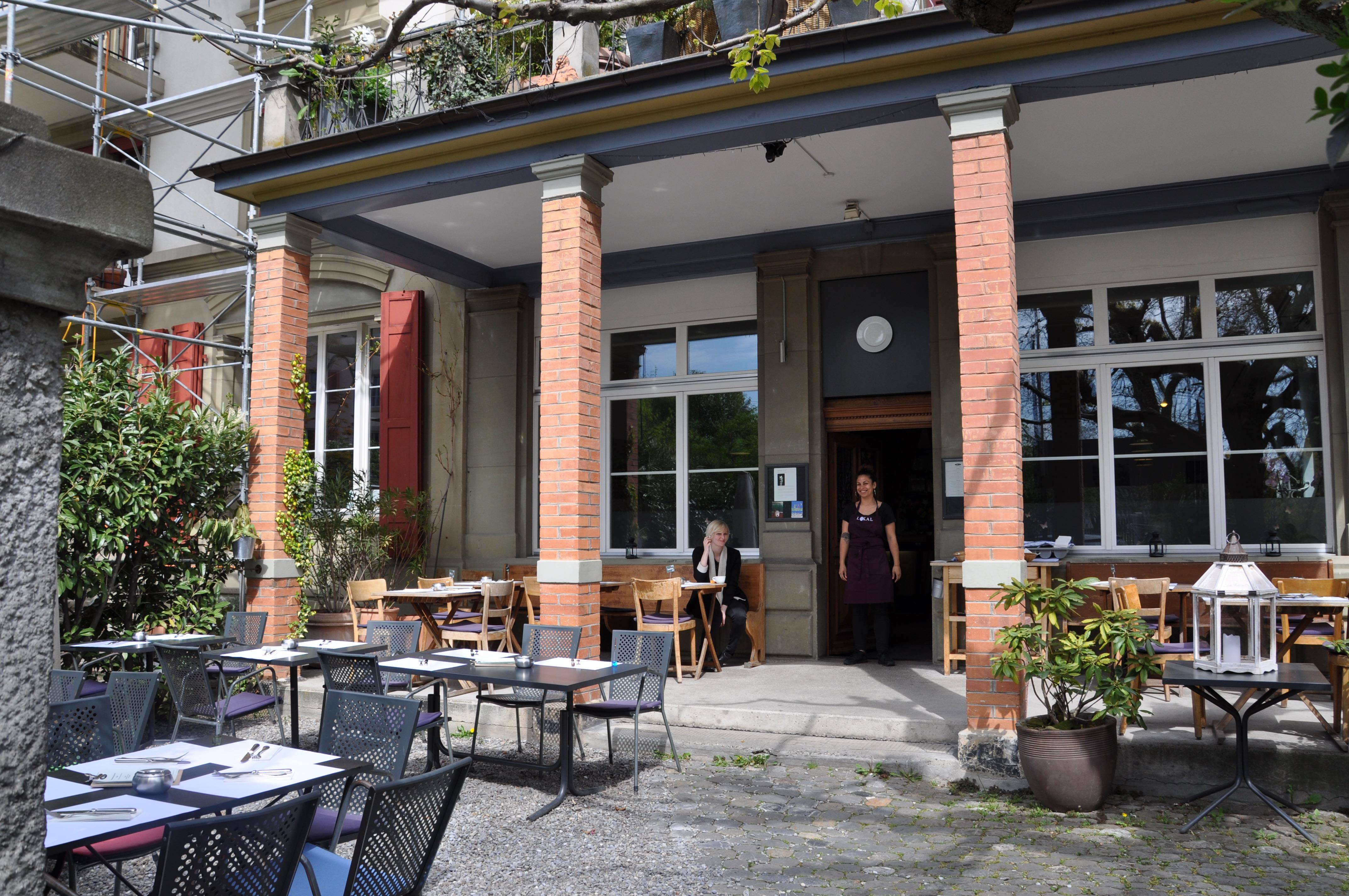 Restaurant Lokal in Bern - Ausgezeichnete Restaurants, Bars, Take ...