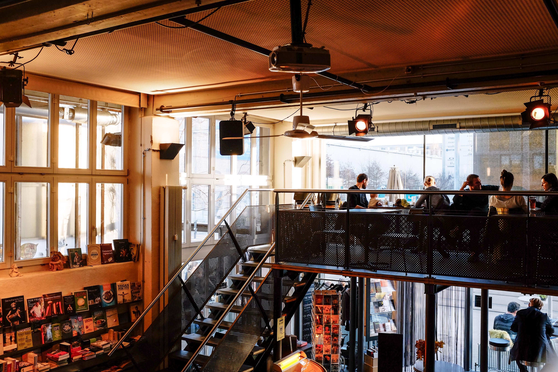 Sphères Bar Buch Bühne In Zürich Ausgezeichnete Restaurants