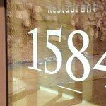 Restaurant 1584 in der Bergtrotte