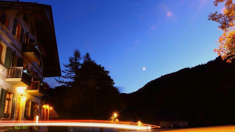 Geltenhorn by Night