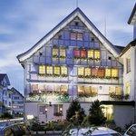 Restaurant im Idyllhotel Appenzellerhof