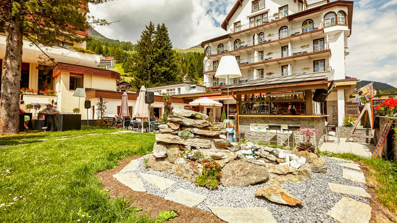 Terrasse Restaurant Jarno
