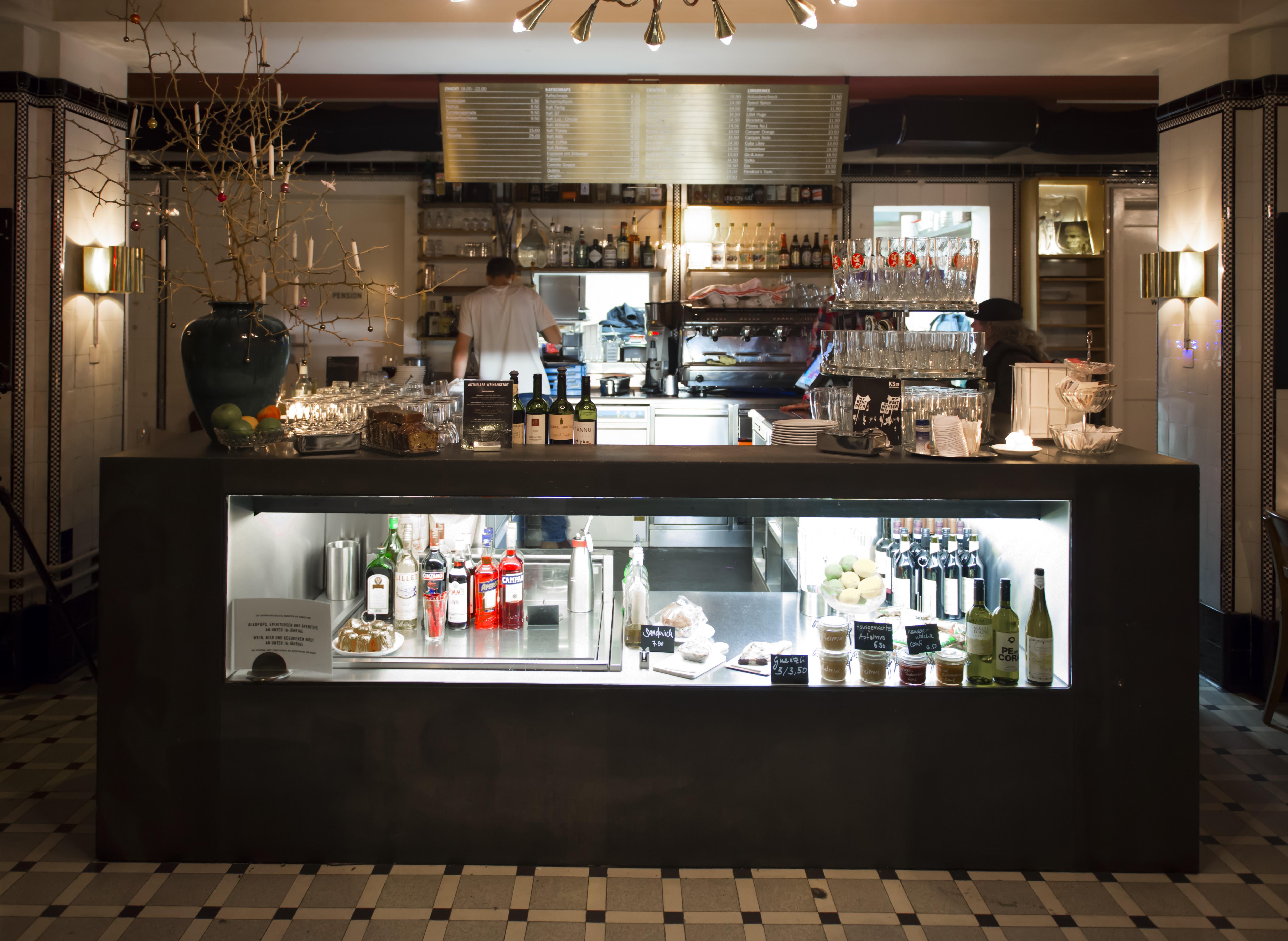 KAFISCHNAPS in Zürich - Ausgezeichnete Restaurants, Bars, Take-Aways ...