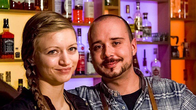 Gastgeber Marc & Olivia