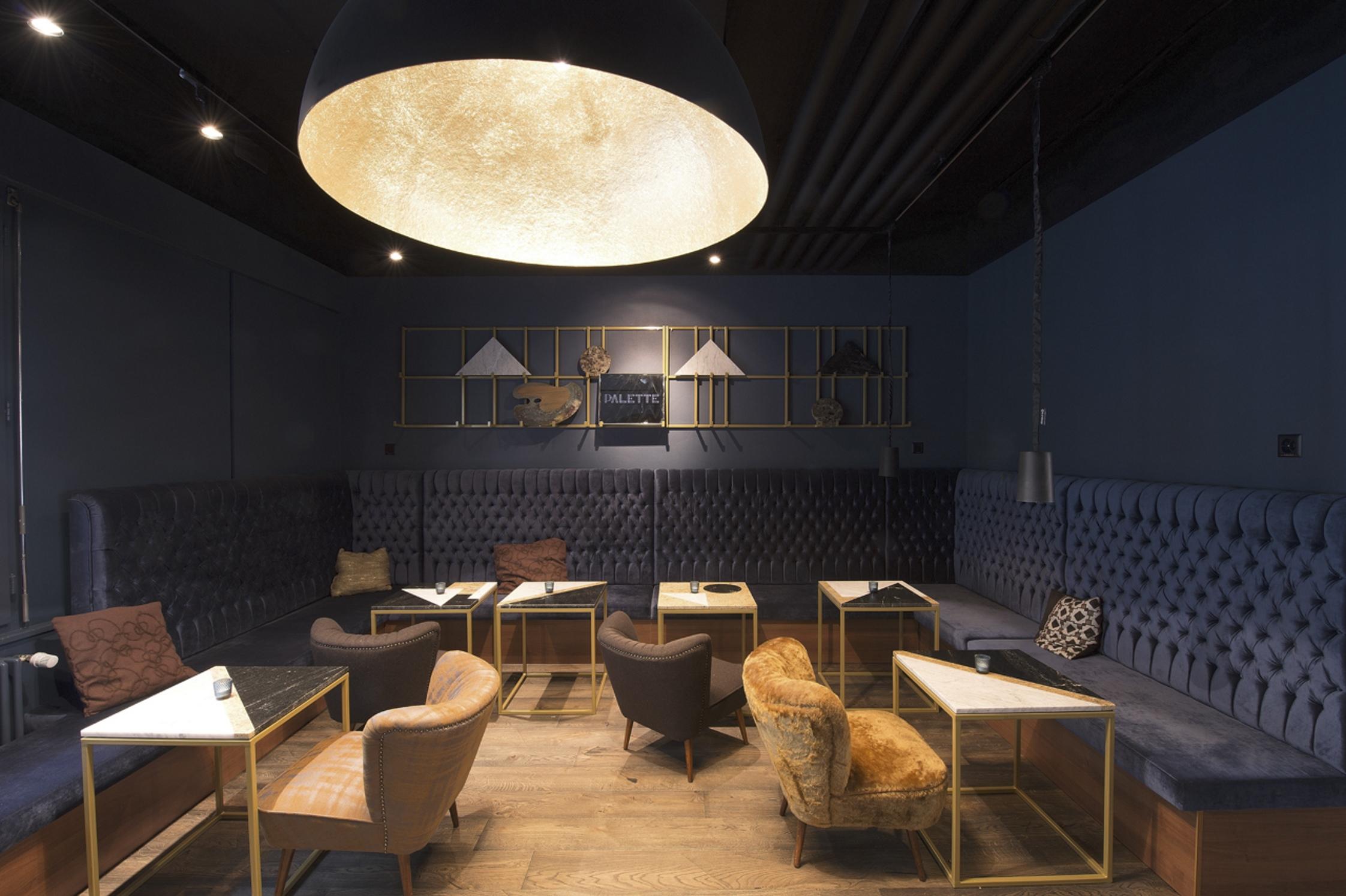 Palette Restaurant Bar Take Away in Zürich - Ausgezeichnete ...