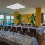 Panorama Restaurant im Hotel Swiss Star