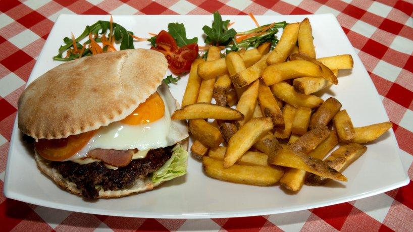 Burger Sole Mio