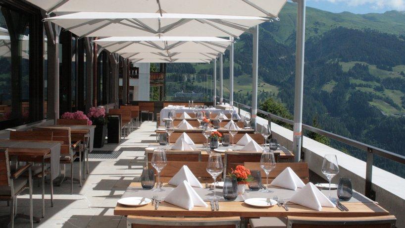 Sonnenterrasse Panorama Restaurant