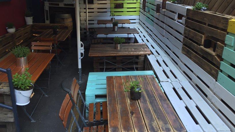 Our urban garden