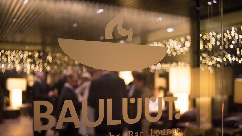 BAULÜÜT-Logo Winter