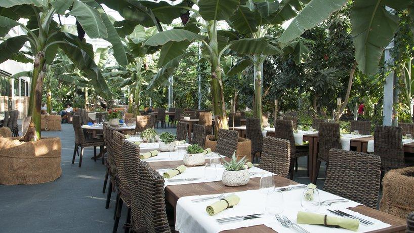 Restaurant MAHOI während des Tages