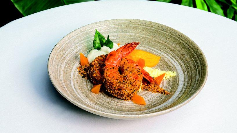 Mittagsmenü im Restaurant MAHOI