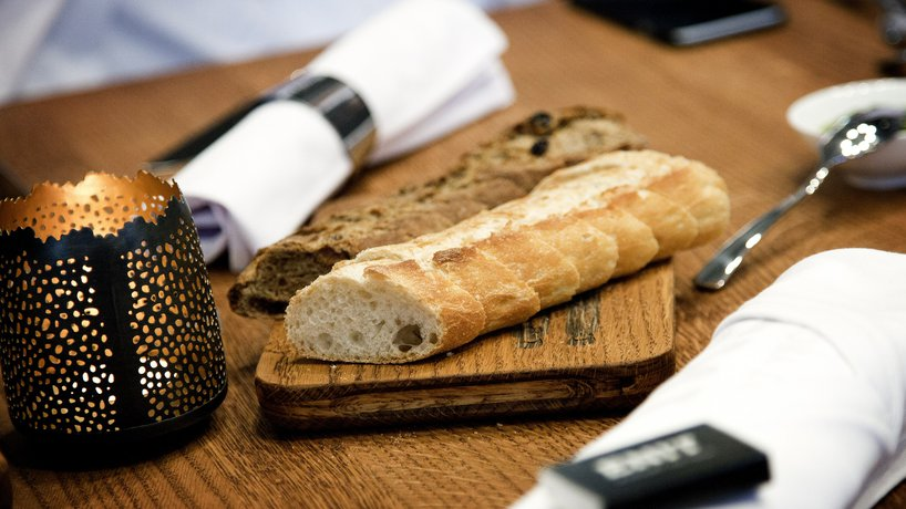 Brot und Menage