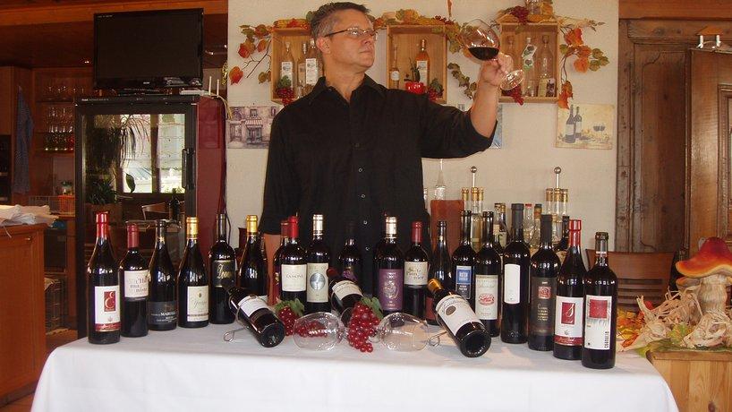 Unser Passion; Schweizer Wein