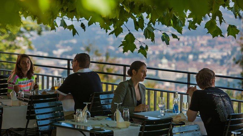 Schönsten Terrassen über Bern