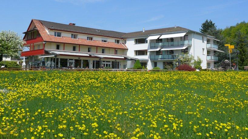 Hotel Restaurant Eichberg Aussenansicht