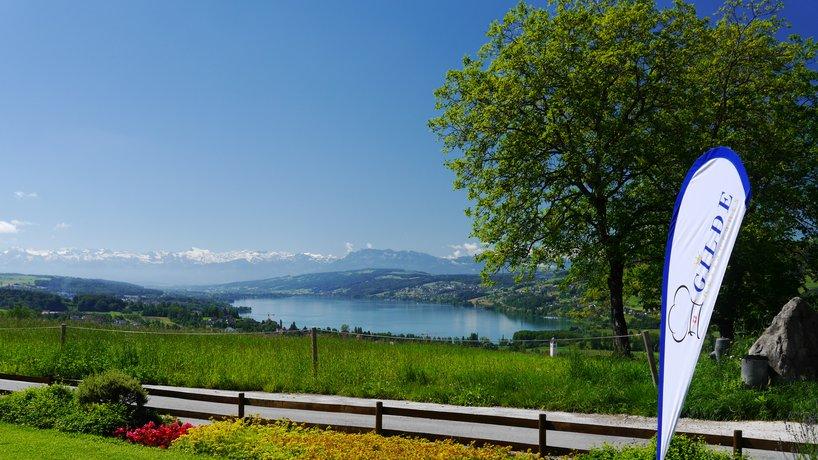 Panorama aus der Sommer-Lounge