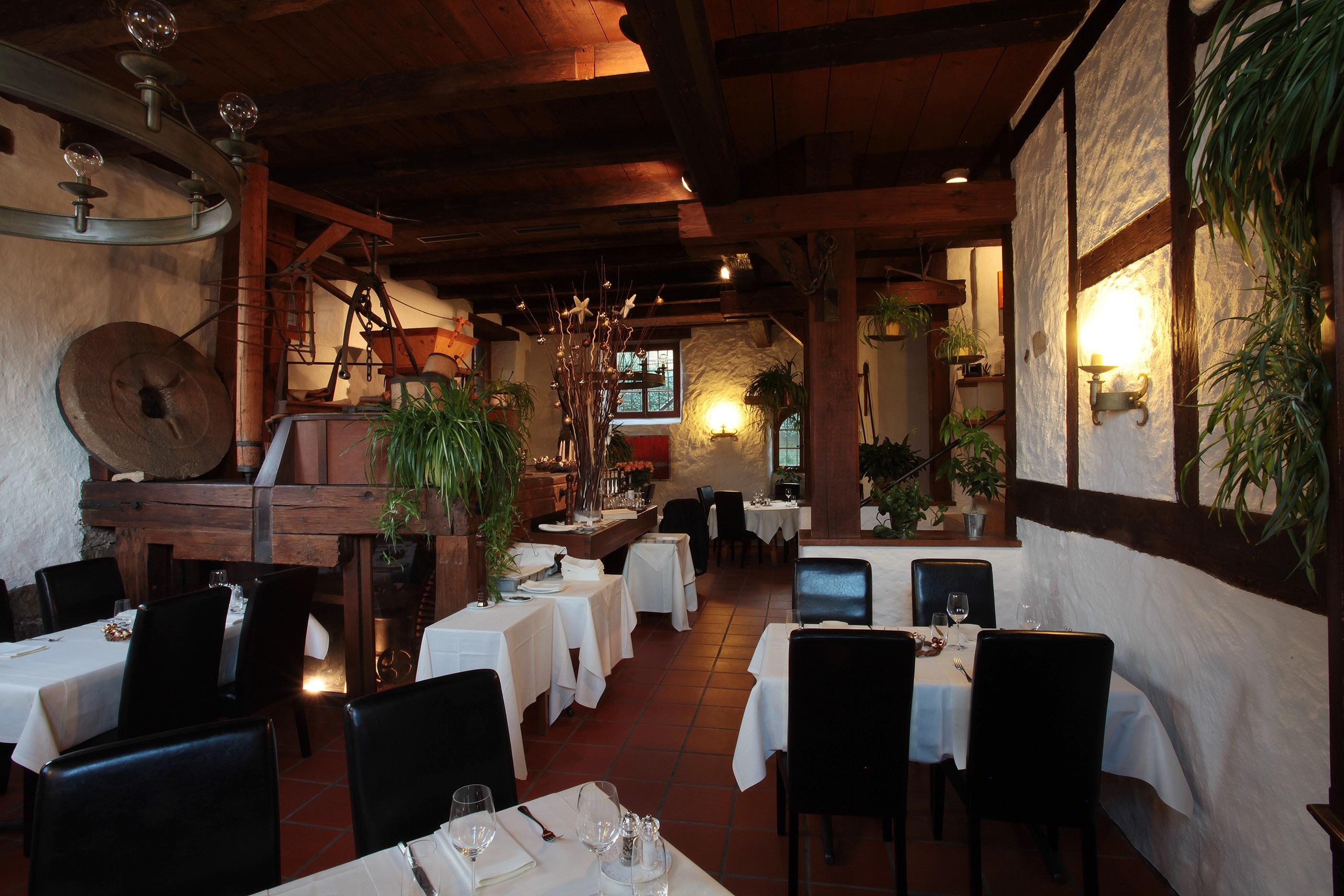 Restaurant Muehle in Allschwil - Ausgezeichnete Restaurants, Bars ...