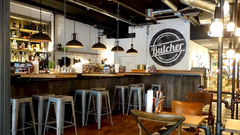 The Butcher - Bar