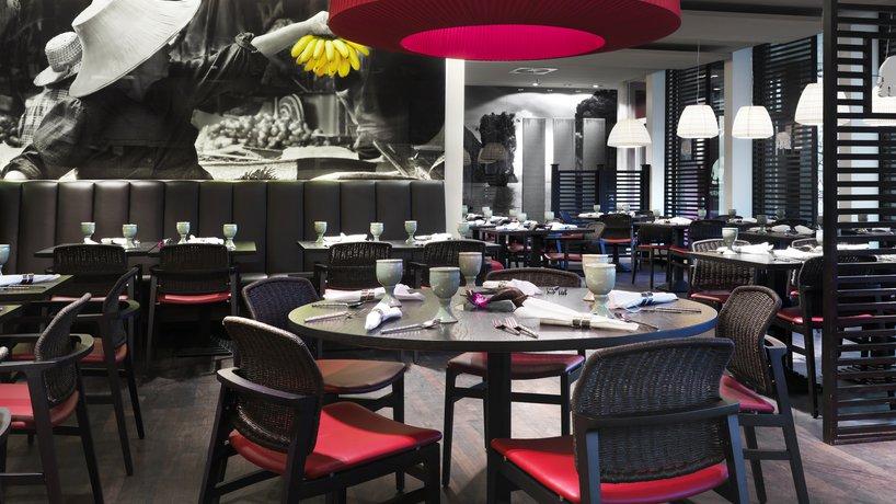 White Elephant Restaurant Interior