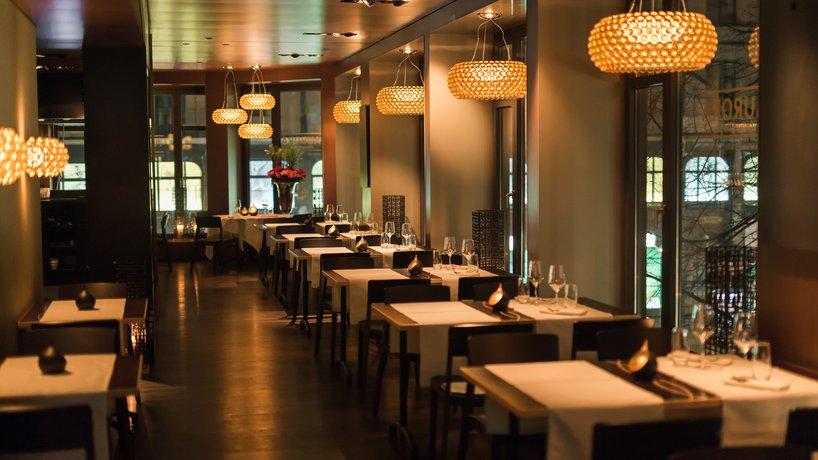 AURORA Restaurant - Seite Füsslistrasse