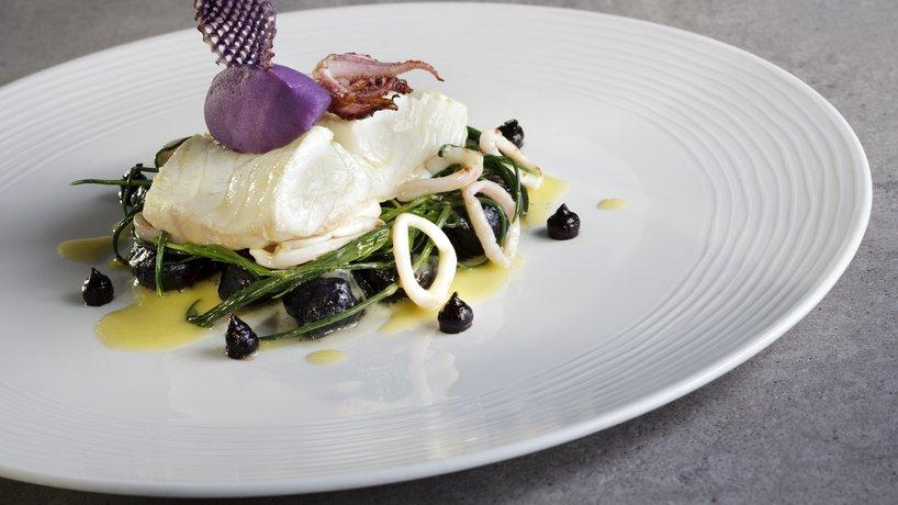Belvoir Restaurant & Grill_sais. Fisch_Heilbutt