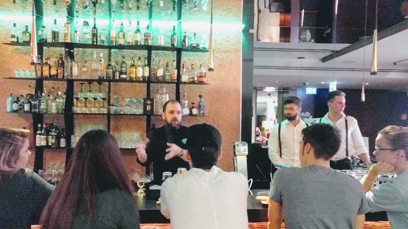 Mixology Workshop per appassionati e operatori del settore, in partnership con Diageo