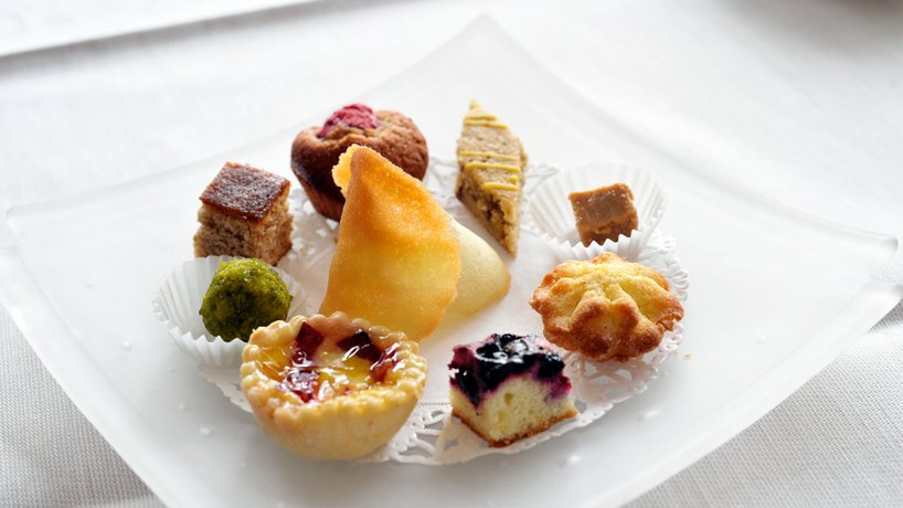 Dessert-Assortiment