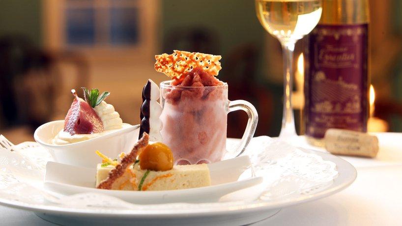 """Dessert Trio """"Schlössli"""" Herbst"""