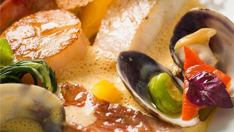 Mediterranes Fisch Potpourri