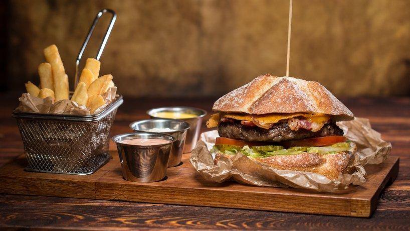 NewYorker Burger