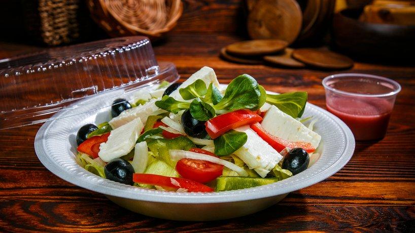 Troja Salad