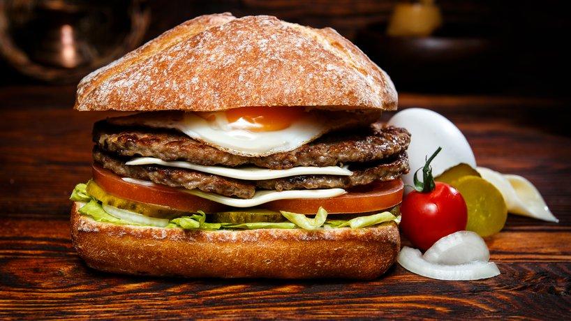 Burger ExXxtreme