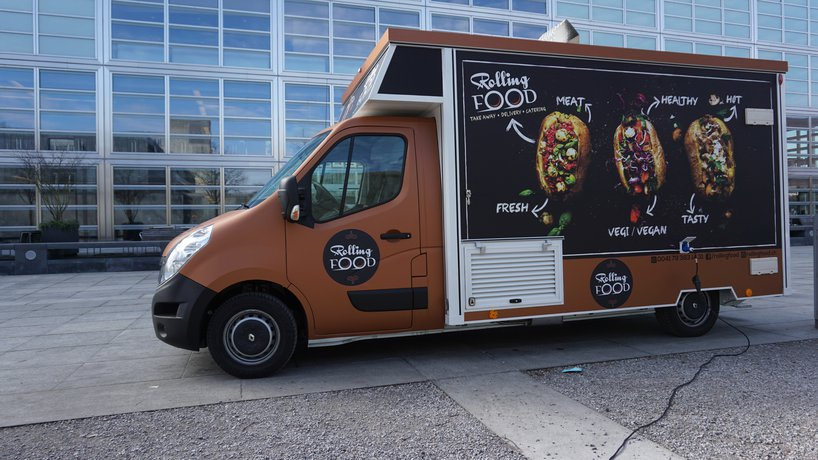 Foodtruck andere Seite