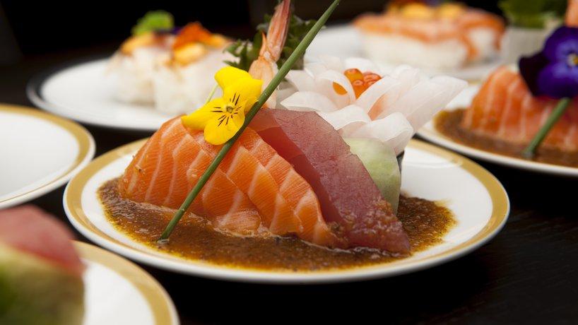 Sora Sushi Plate Sashimi