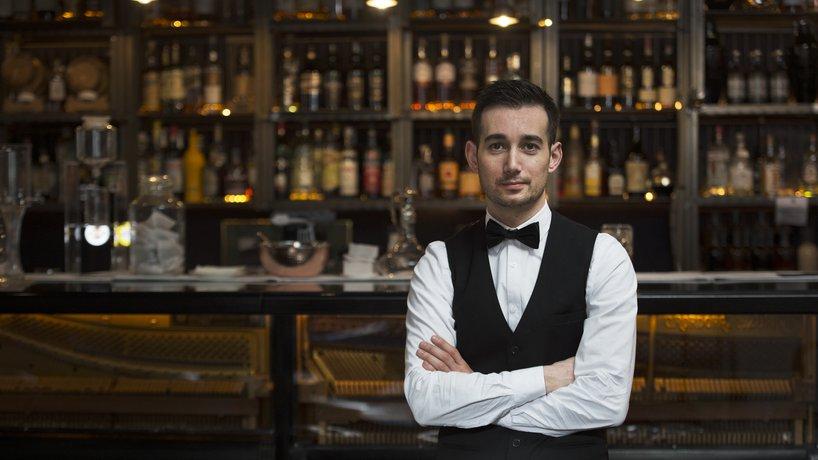 Bar Chef David Bandak
