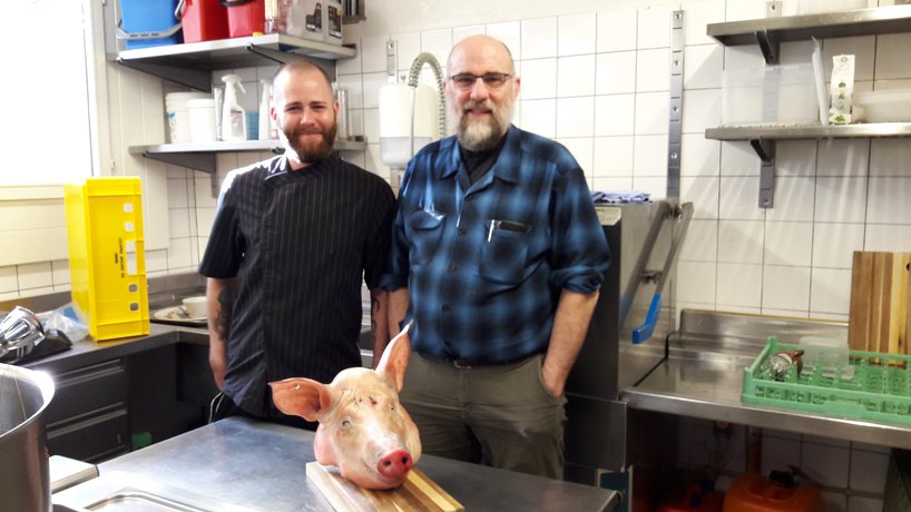 Wollschwein Bio