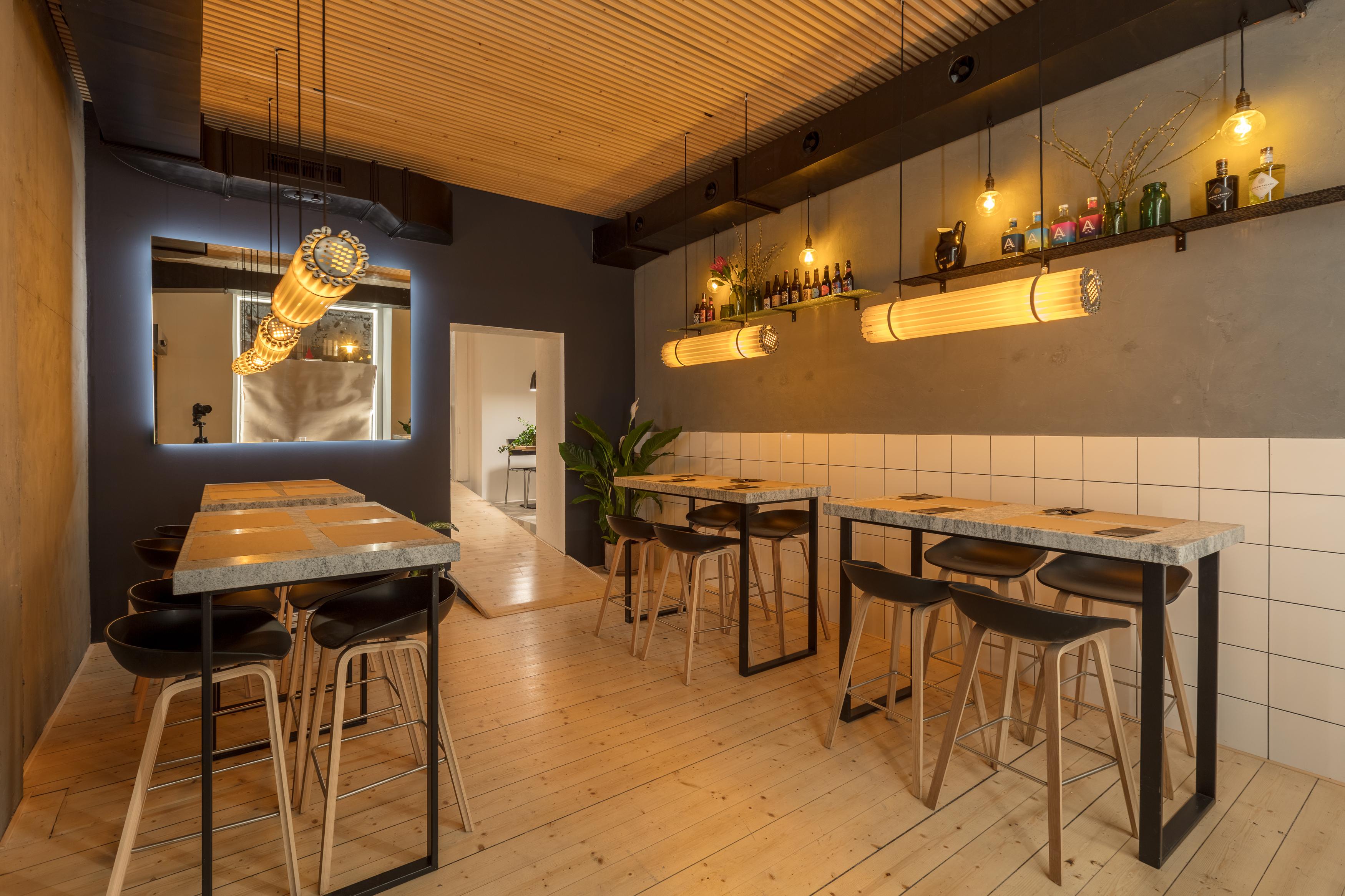 WOLF Burger & Steak Bar in Luzern - Ausgezeichnete Restaurants, Bars ...