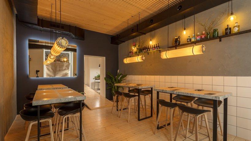 Gästebereich - Blauer Raum