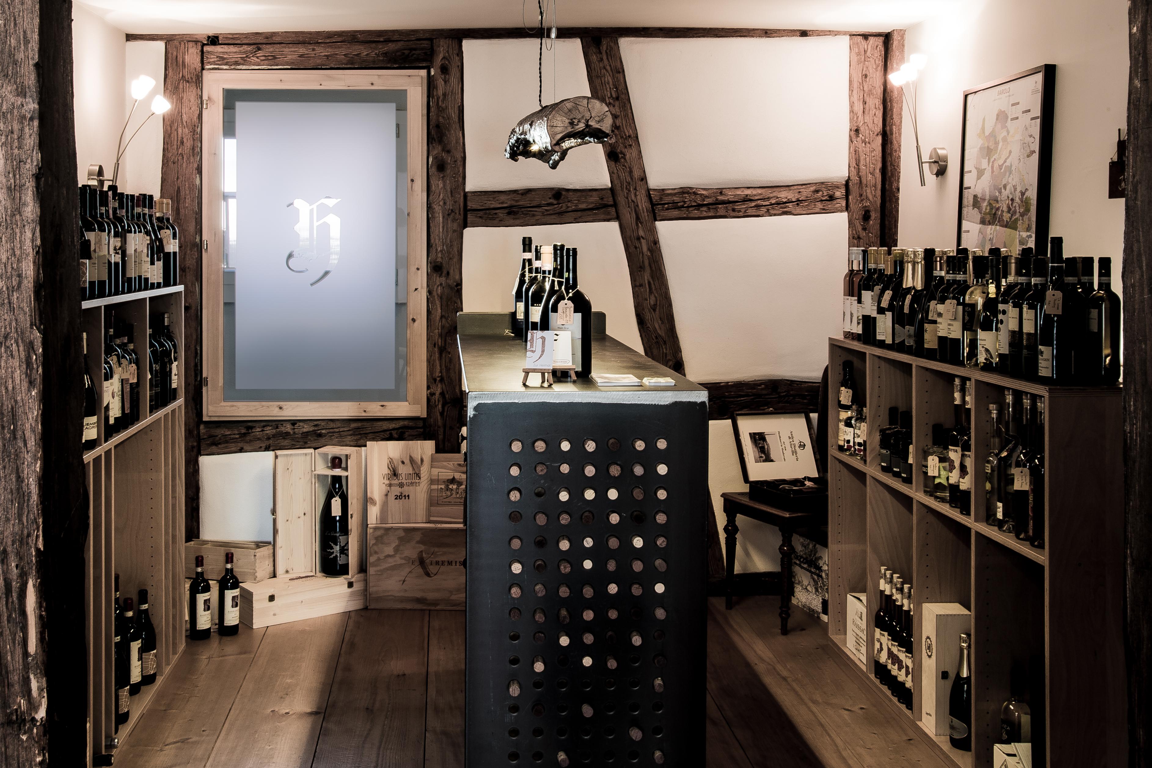 Wirtshaus zur Heimat in Ehrendingen - Ausgezeichnete Restaurants ...
