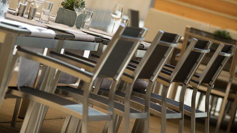 Restaurant Terrasse Details