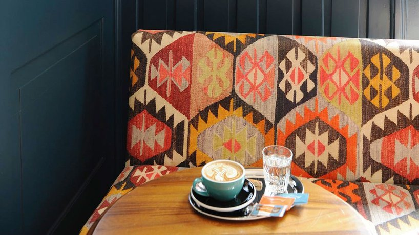 Coffeetime! Wir brauen auf einer Marzocco die besten Aromen in die Tasse.