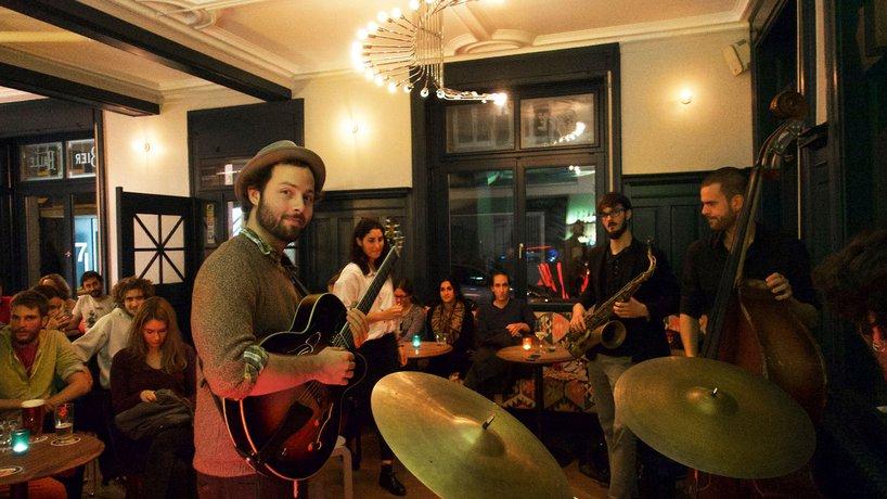 Jazz am Sonntag mit jungen Musikern aus Zürich