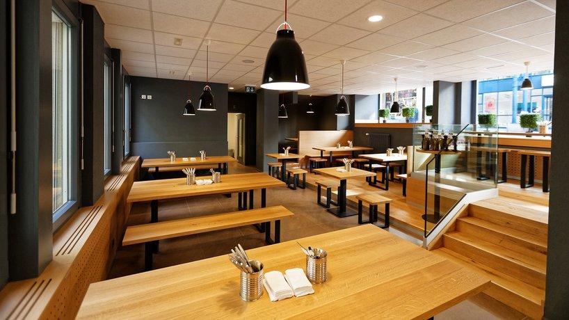 Visuel interne du restaurant 2