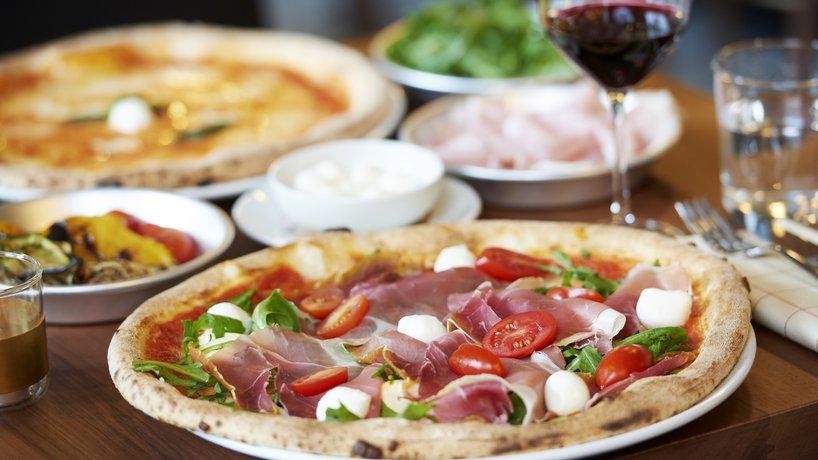 Più Schiffbau - Pizza Più