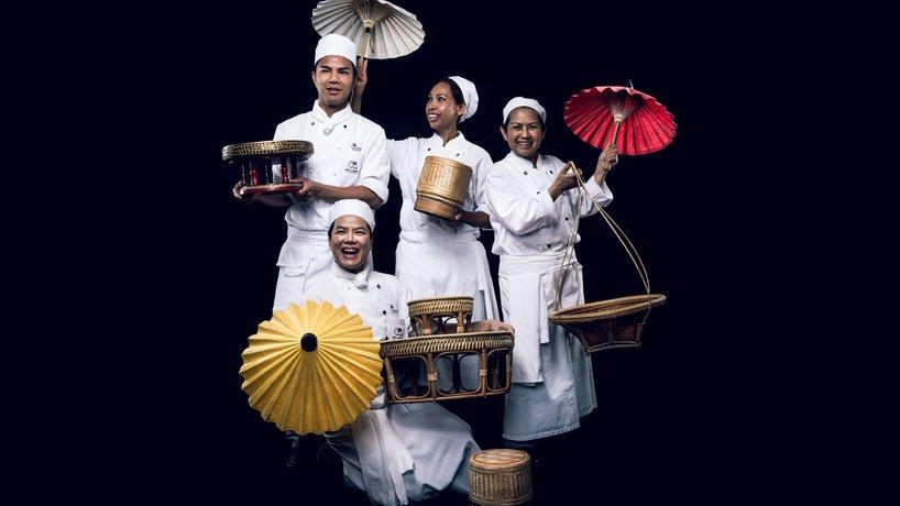 White Elephant Kitchen Team